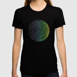 Swirls 2 T-shirt