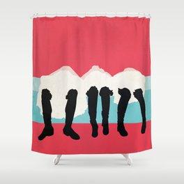 Anatevka Shower Curtain