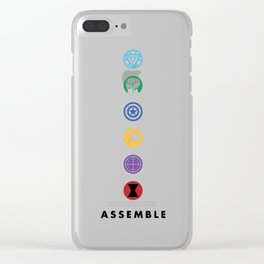 Assemble Clear iPhone Case