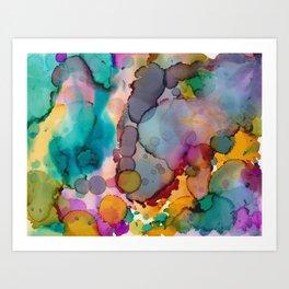 Beginnings Art Print