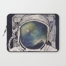 Dreaming Of Space Laptop Sleeve