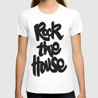 gorillaz T-shirts featuring Rock The House by Parys
