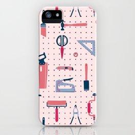 Studio Pegboard iPhone Case
