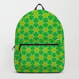 geomtric pattern Backpack