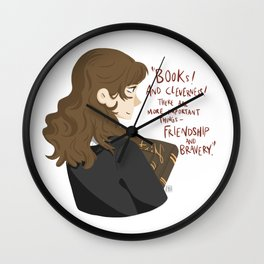 Hermione Wall Clock