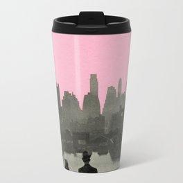 New York Nights Travel Mug