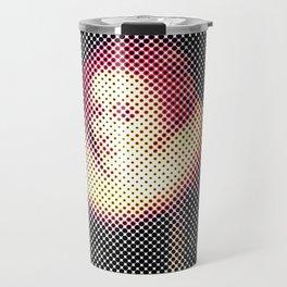 Dotted Queen Elizabeth I Travel Mug