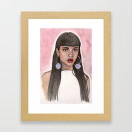 Emily Bador Framed Art Print