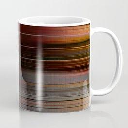 """Abstract Autumn Porstroke (Pattern)"" Coffee Mug"