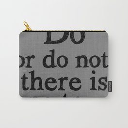 There is no Try Carry-All Pouch
