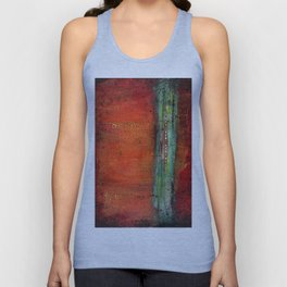 Copper Unisex Tank Top