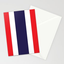 flag of thailand 2 -thailand,Siam,thai,siamese,bangkok. Stationery Cards