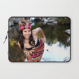 Indian Woman Laptop Sleeve