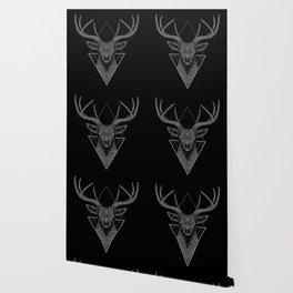 Dark Deer Wallpaper