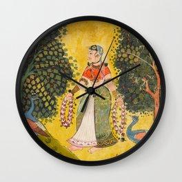 Kakubha Ragini Wall Clock