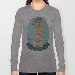 Purr...fect Long Sleeve T-shirt