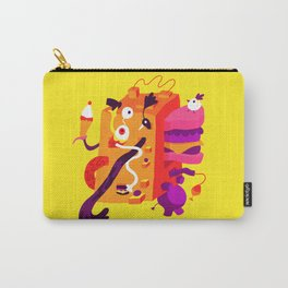 The Moving Block Carry-All Pouch