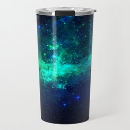 Bright Nebula Travel Mug