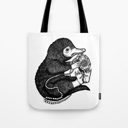 The Niffler & The Horcrux Tote Bag