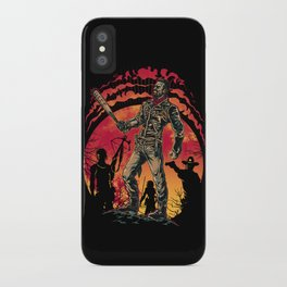 Wanted iPhone Case
