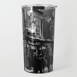 The Temple Bar, Dublin Ireland Travel Mug