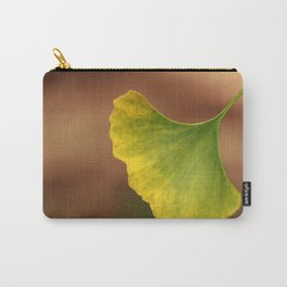 Ginkgo Leaf No 1 Carry-All Pouch