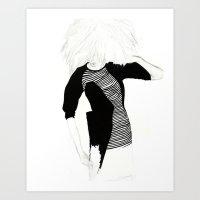 #2 Art Print