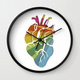 Anatomy of a Coup de coeur Wall Clock