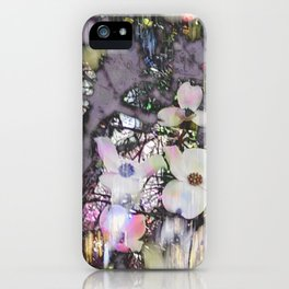 Dogwood Dell iPhone Case