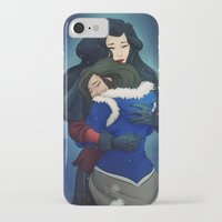 korrasami iPhone & iPod Cases featuring Just the two of us... by gabbiki