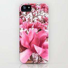 Mellow Magnolia iPhone Case