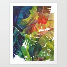 The Jungle vol 5 Art Print