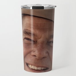 President Ronald Reagan Travel Mug