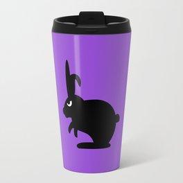 Angry Animals: Bunny Travel Mug