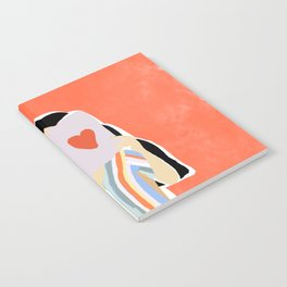 Broken Heart Notebook