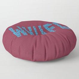 West Ham 2017-2018 Floor Pillow