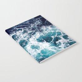 Ocean by Lika Ramati Notebook