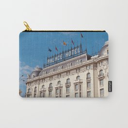 Palace Hotel Carry-All Pouch