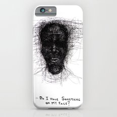 Scribble Face Slim Case iPhone 6s