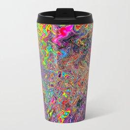 Alien Dubstep Travel Mug
