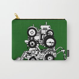 FARM TRACTORS Wheels Carry-All Pouch