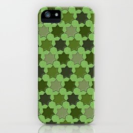 Geometrix 162 iPhone Case