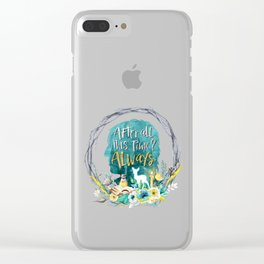 Always Clear iPhone Case