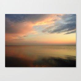 Sunrise Riches Canvas Print