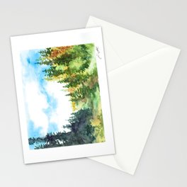 Summer Woods Stationery Cards