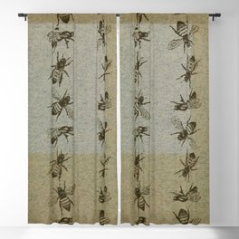 Bee Line Blackout Curtain