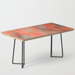 Coral Mirage Coffee Table