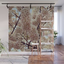 Blossoms Wall Mural