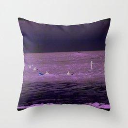 SEA AT4 Throw Pillow