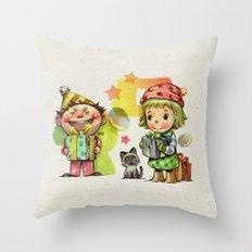Thank you (Buyer & follower) Throw Pillow